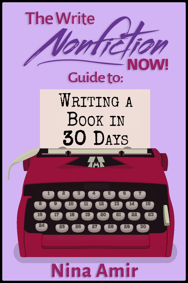 Ebook Deals On The Write Nonfiction Now! Guide To Writing A Book In 30 Days  By Nina Amir, Free And Discounted Ebook Deals For The Write Nonfiction Now!