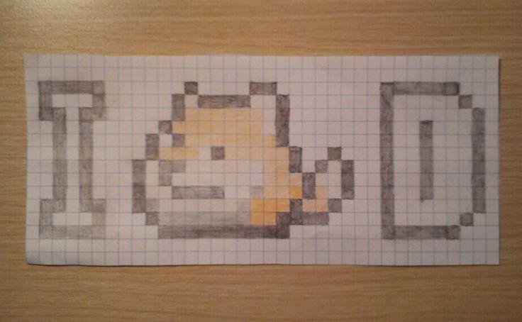 i �� doge pixel art �� pinterest doge