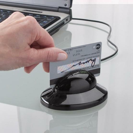 Easy online payments! No more entering your details.