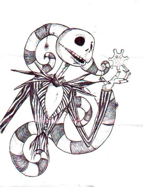251 best images about jack the pumpkin king on pinterest for Jack the pumpkin king tattoo