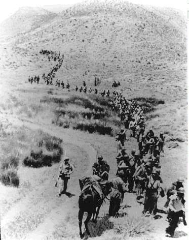 Spanish civil war photo essay
