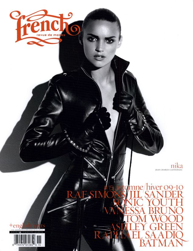 French revue de modes Cover Fall/Winter 2009 Shot #1