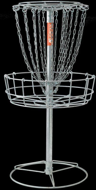 DGA Mach II Permanent Disc Pole Hole Disc Golf Practice Basket