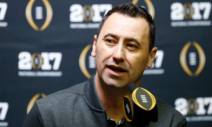 McMullen | Steve Sarkisian has beaten bigger things than expectations =Steve Sarkisian has faced off with far bigger things in life, so maybe that's why the new Atlanta Falcons offensive coordinator is embracing an almost untenable situation — actually.....