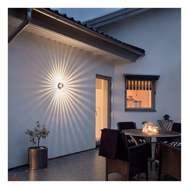 Les 25 meilleures id es de la cat gorie applique exterieur for Luminaire terrasse exterieur