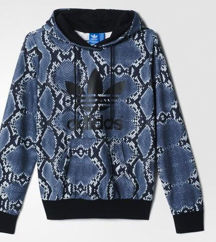 Adidas Originals Trefoil Hoodie – Famous Rock Shop