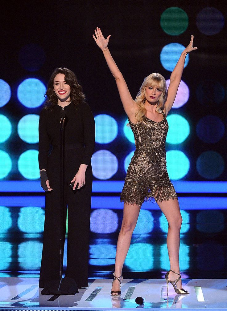 "Beth Behrs dropped the mic after rapping ""Baby Got Back"""