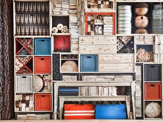 Die besten 25+ Ikea nornäs Ideen auf Pinterest | Hallenbank ...