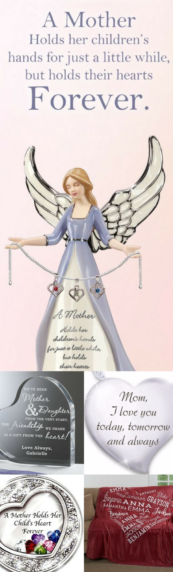 Best Christmas Gifts For New Moms Part - 30: Sentimental Gifts For Mom - Top 20 Meaningful Gift Ideas For Mothers