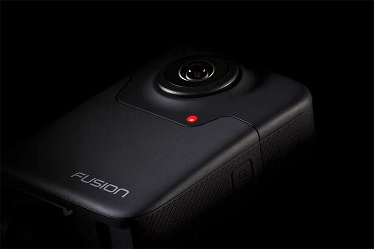 GoPro Debuts Its First Spherical Camera Capable of Shooting VR Footage