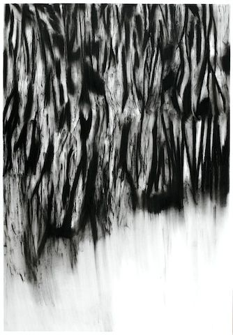 Contemporary Art. Abstract drawing by Tomasz Cichowski