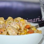 Любимое блюдо Дон Кихота - испанская олья подрида