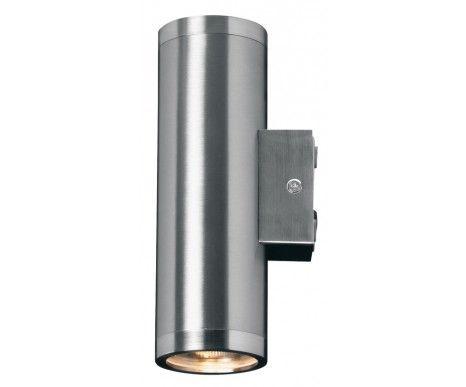 $89.95   Riga 2 Light Exterior Wall Bracket In Stainless Steel,Lighting,Beacon Lighting