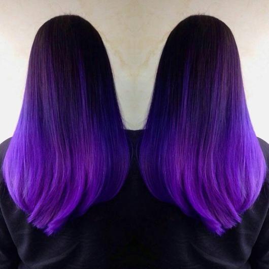 Iroiro Premium Natural Semi-Permanent Hair Color 20 Purple