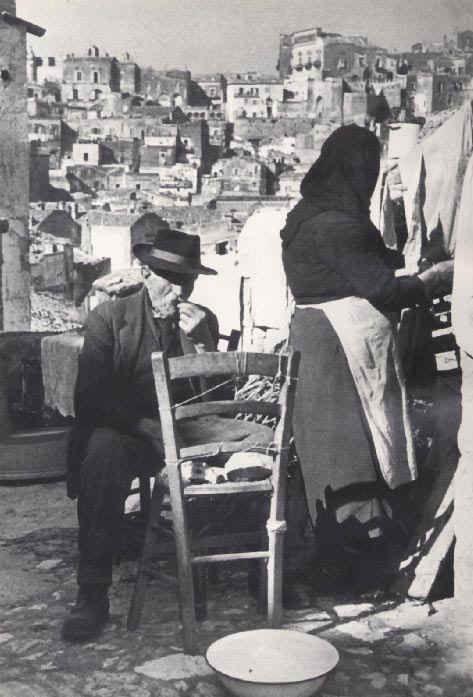 Matera 1960