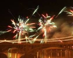 List of local Phoenix-area fireworks displays with free admission