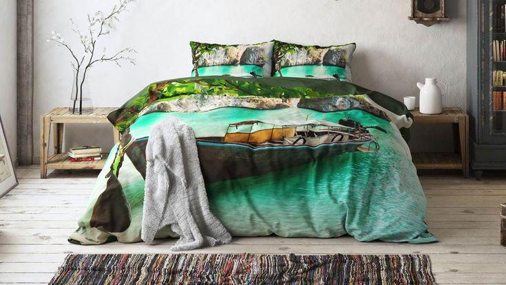Zomer musthave: exotische fotoprints in de slaapkamer!
