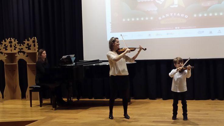 Os mostramos otro de los grandes momentos del #concierto de #Navidad de En Clave