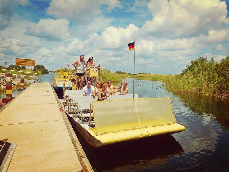 Maluchem dookoła #USA część 7: Key West i Everglades #maluch #fiat126