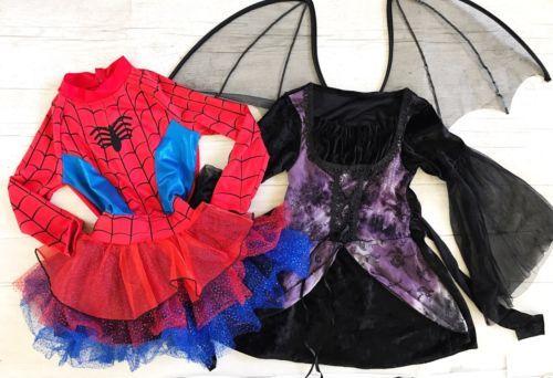 Toddler Girl Spiderman Costume
