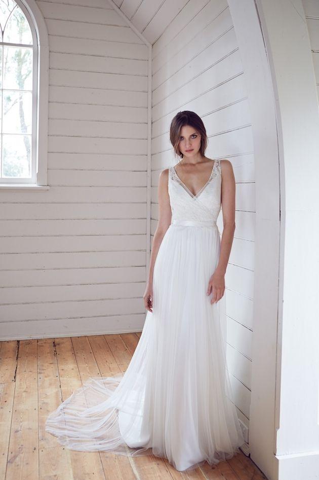 Karen Willis Holmes 2014 Wedding Dress Collection | Bridal Musings Wedding Blog