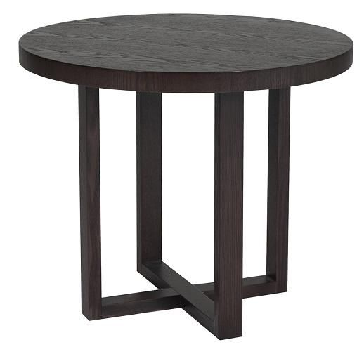 GlobeWest - Verve Round Side Table