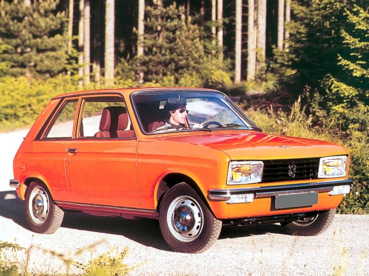 Peugeot 104 Coupe '1976–88