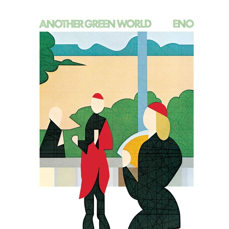 BRIAN ENO GREEN WORLD COVER - Google Search