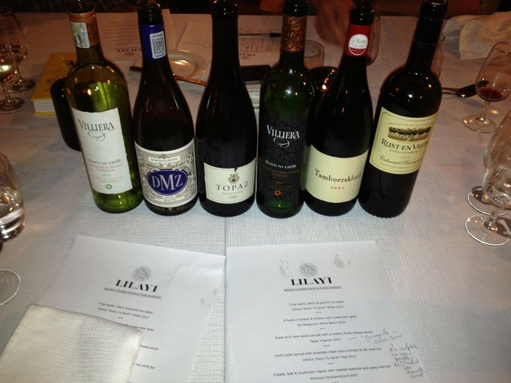 Post wine tasting at Lilayi - great food, great people & great memories! Thanks to everyone who helped make the evening a success
