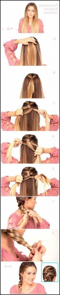 17 kreative Braid Frisuren sollten Sie nicht verpassen – Für Fraun … | #damenfrisuren2018 #frisuren #trendfrisuren #neuefrisuren #haarschnitte #damenfrisuren #frauen #winterfrisuren #beliebtefrisuren2019   – Einfache Frisuren