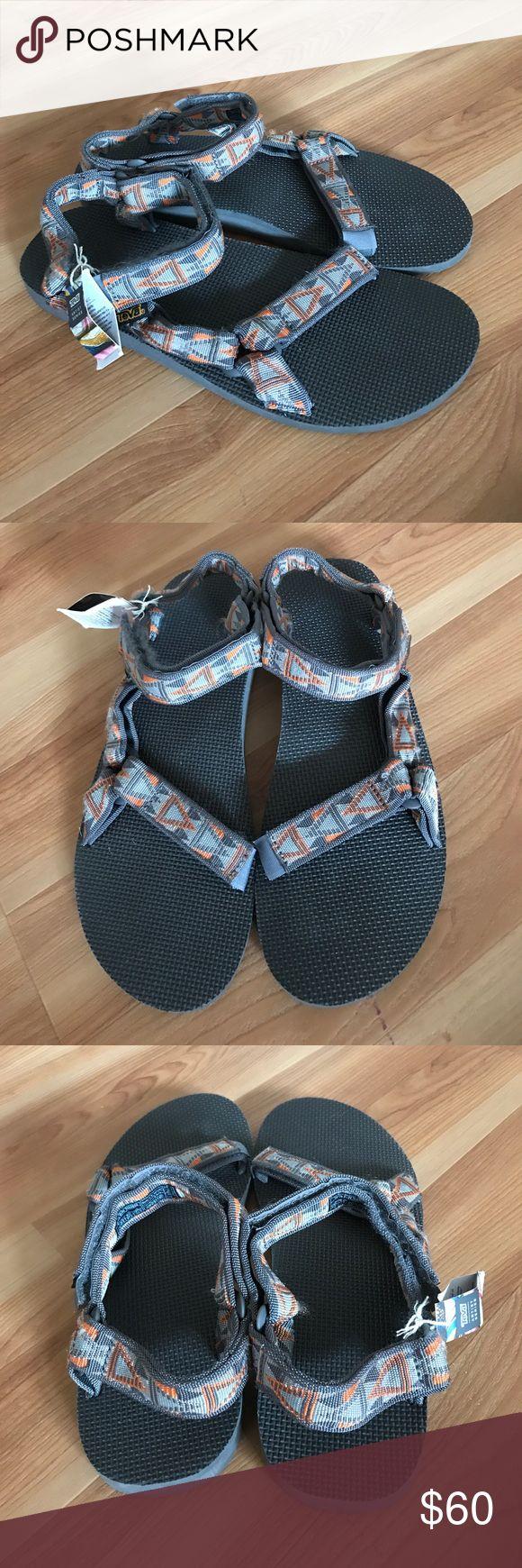 Teva mosaic men's sandals size 13 new Teva mosaic men's sandals size 13 new no box Teva Shoes Sandals & Flip-Flops