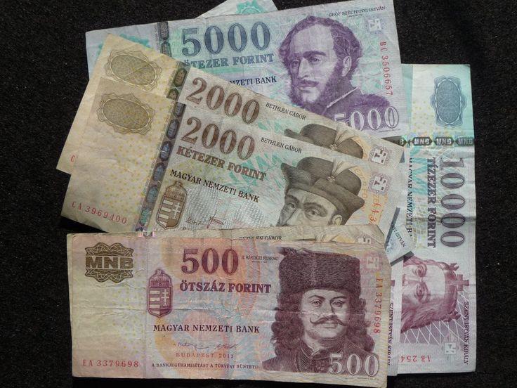 Forint Banknoten