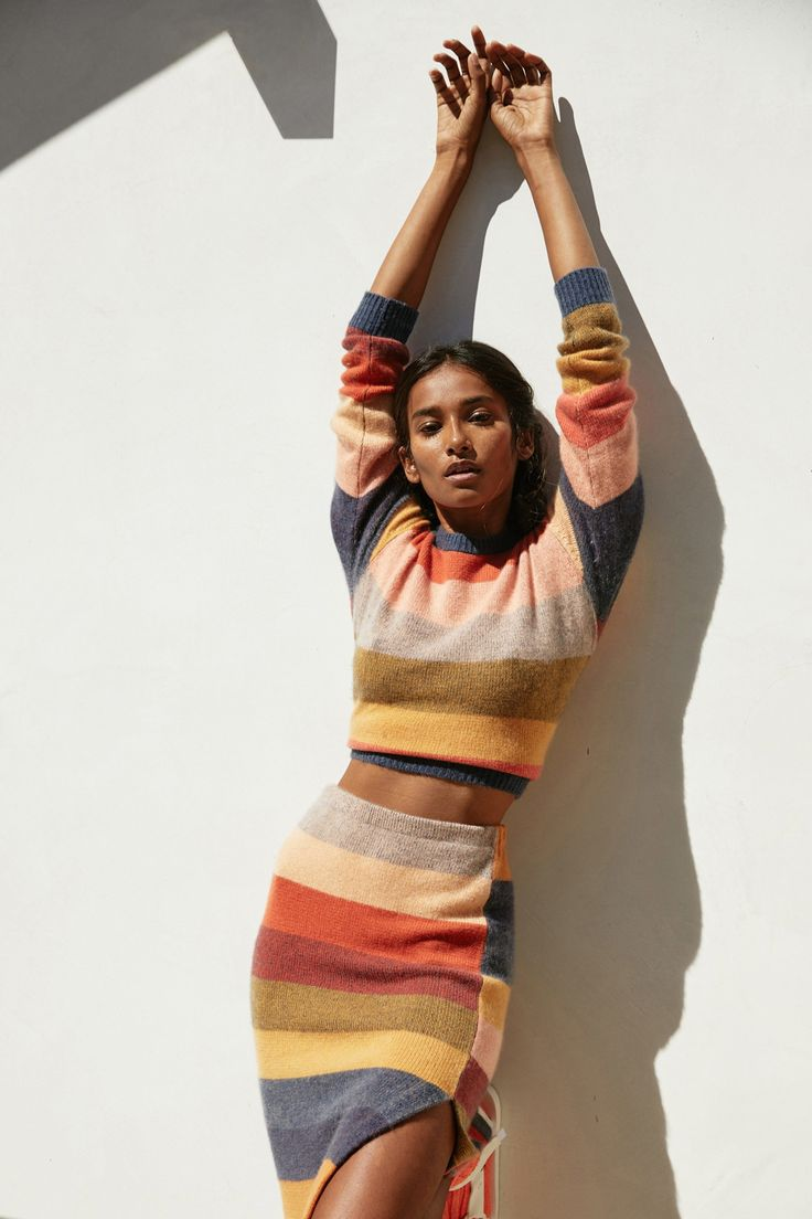 The Elder Statesman Spring 2019 Ready-to-Wear Fashion Show The complete The Elder Statesman Spring 2019 Ready-to-Wear fashion show now on Vogue Runway…
