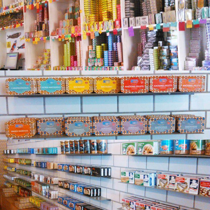 La boutique Lojas de conservas