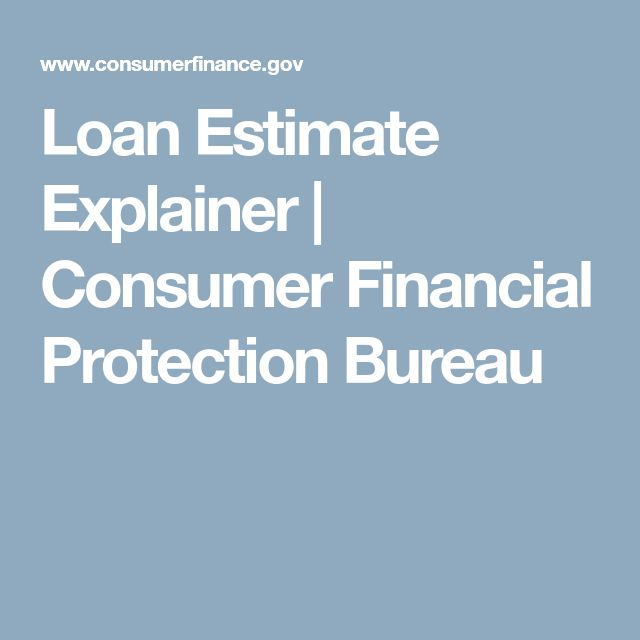 371 best Consumer Lending Forms for Credit Unions images on - loan estimate form