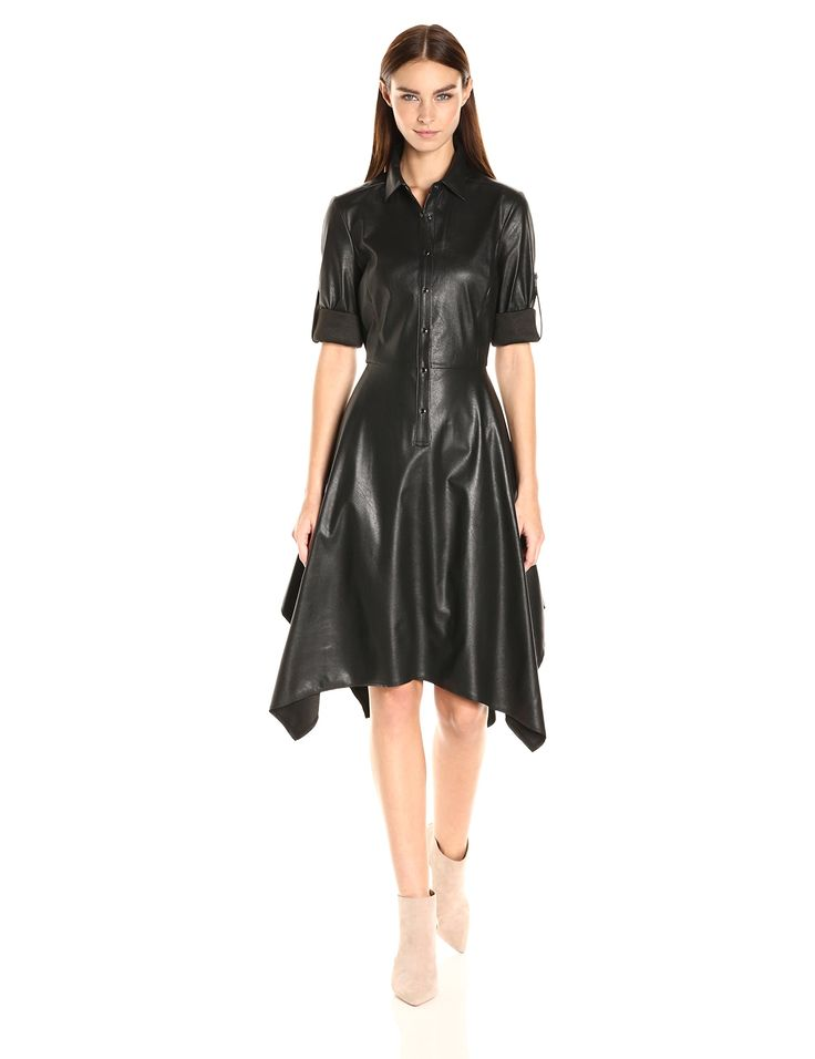 61 Best Leather Dress Images On Pinterest Leather