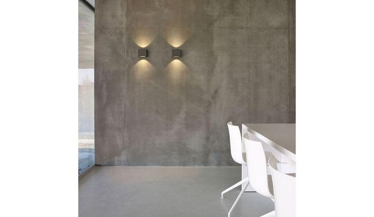 Tiga LED 3024 Outdoor Wall Lamp | Deltalight | AmbienteDirect.com