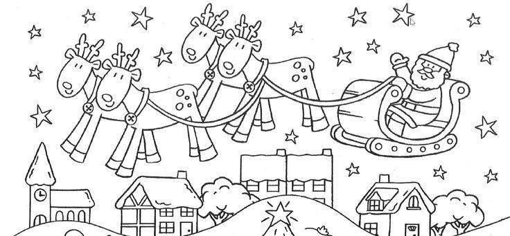 EduTip: placemats voor het kerstdiner om in te kleuren en meer..... http://www.schoolbordportaal.nl/schoolborden/catalogus.html?vakgebied=actueel-kerst&pagina=alles&#placemat #onderwijs #digibord