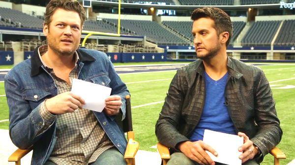 Luke Bryan Country Music Videos - Blake Shelton & Luke Bryan Play 'Would You Rather?' (VIDEO) | Country Rebel Clothing Co.
