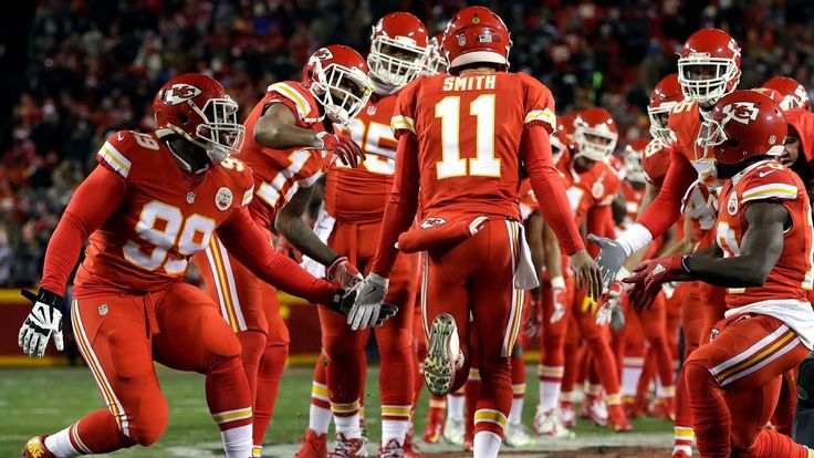 2017 schedule: Kansas City Chiefs' opponents set - Kansas City Chiefs Blog- ESPN