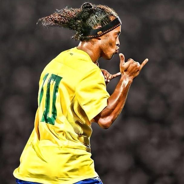 Ronaldinho Magician  Brazil