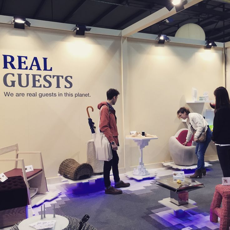 Kongju National University Furniture Design Booth