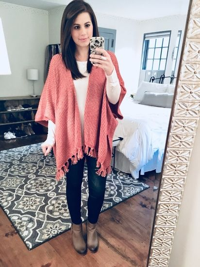 c75ba1d56a Cutest poncho! #ShopStyle #shopthelook #OOTD | Instagram ...