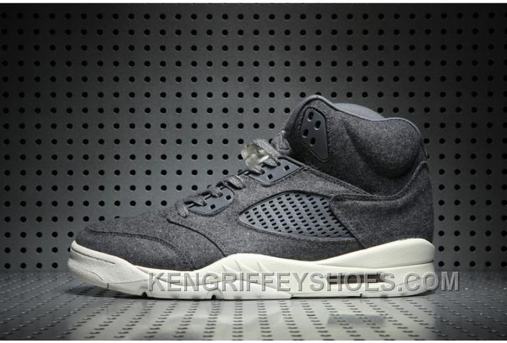 https://www.kengriffeyshoes.com/air-jordan-5-wool-dark-grey-for-sale-jpxpzzg.html AIR JORDAN 5 WOOL DARK GREY FOR SALE JPXPZZG Only $110.38 , Free Shipping!