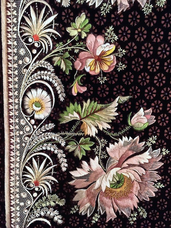 Elaborate Embroidery show at the Metropolitan Museum