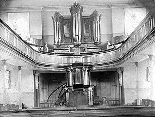 Interior - Darlington Street Methodist Church, Wolverhampton