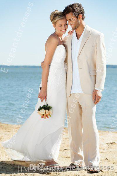 bruidegom pak strand - Google zoeken