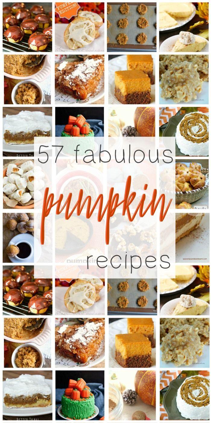 Mama Loves Food!: Pumpkin Recipe Roundup