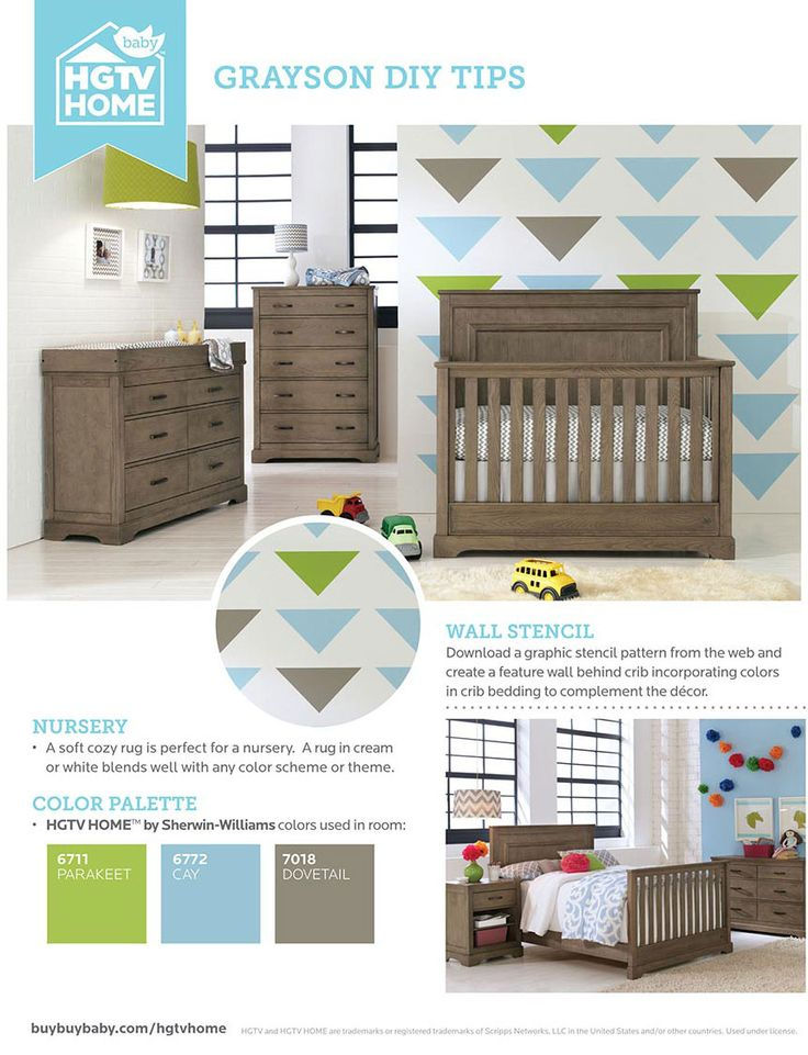 hgtv sherwin williams paint colors nursery pinterest graphic wall hgtv and nursery. Black Bedroom Furniture Sets. Home Design Ideas