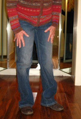 Moms over 50 can look great in jeans. New Studies Prove that Replacing Mom Jeans Can Result in Surgery-Free Liposuction.